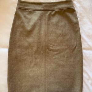 Dresses & Skirts - Women's brown tweed pencil skirt size 4